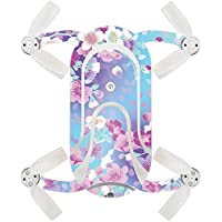 Skin For ZEROTECH Dobby Pocket Drone – In Bloom   MightySkins Protective, Durable, and Unique Vinyl Decal wrap cover   Easy To Apply, Remove, and Change Styles   Made in the USA
