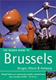 The Rough Guide to Brussels, Rough Guides Staff and Battersby Martin, 1858286832