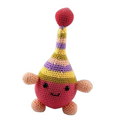 Baoblaze Diy Cute Cartoon Kids Doll Toys Doll Crochet Kit For