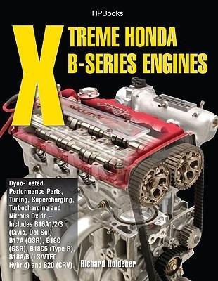 ([(Xtreme Honda B-Series Engines)] [Author: Richard Holdener] published on (September, 2009))
