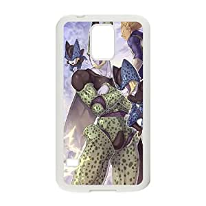 Dragon Ball Z Samsung Galaxy S5 Cell Phone Case White TREB6086126119189