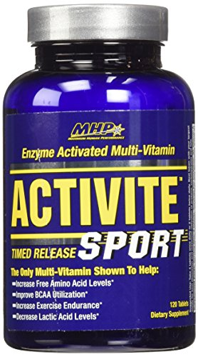 MHP - Activite, 120 tablets - Activite Tablets Sport 120