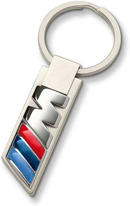 New Style Metal SS Logo Key Chain Key Ring Keyfob Auto Accessories Red