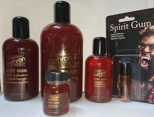 WMU - Spirit Gum Mehron 4 1/2 Oz