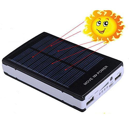 30000 Mah Solar Power Bank - 7
