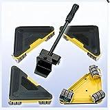 MONSTER-MASTER Furniture Lifter & Furniture Slides (Mover Rollers) by MONSTER-MASTER