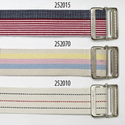 Kay Stripe - MCK21523000 - Skil-care Gait Belt 60 Inch Stars and Stripes Strong Cotton