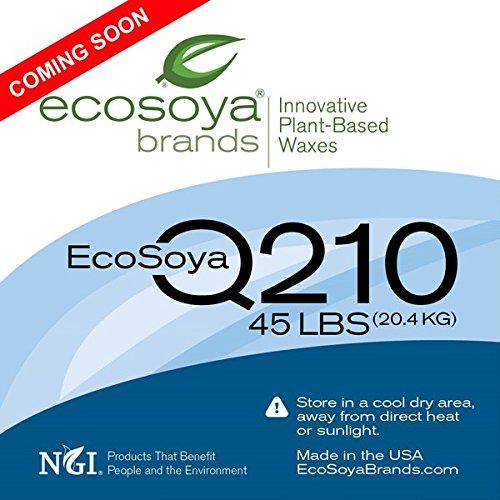 Eco SOYA Wax Pellets 500g Q210 CB 135 Replacement