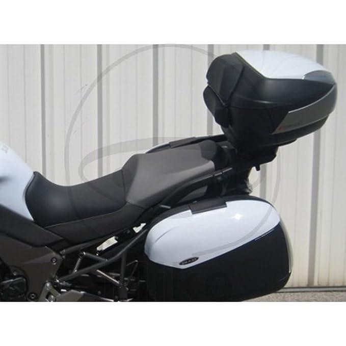Shad K0VR12SF Kit Soporte Maleta Lateral para Kawasaki Versys 1000, Negro: Amazon.es: Coche y moto