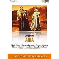 Verdi: Aida (Legendary Performances)