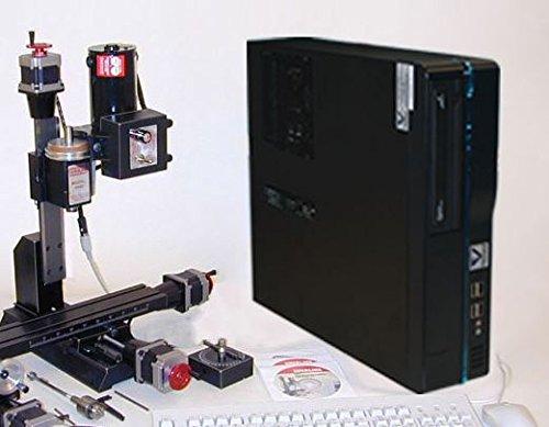 (Sherline 8022 - CNC System Retrofit for Mill)