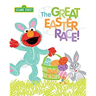 The Great Easter Race! (Sesame Street Scribbles)