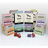 Intense Pack for Nespresso®* - 180 Australian Fairtrade Coffee Pods by Dingo Republic
