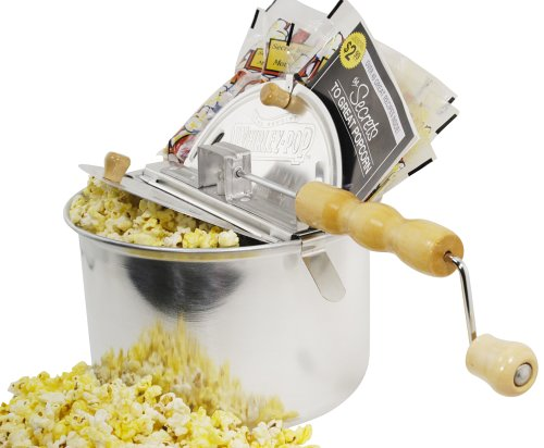 Whirley Pop Theater Stovetop Popcorn Popper product image