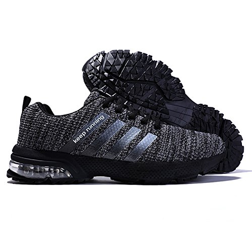 Casual Jogging Air Kuako Chaussures Walk De Gris Course Fitness Hommes Athltique Femmes Baskets Gym Sports Trainers XTTwq87