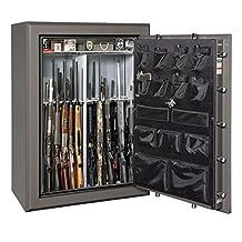 Winchester Big Daddy Dial Gun Safe, Gunmetal Gray