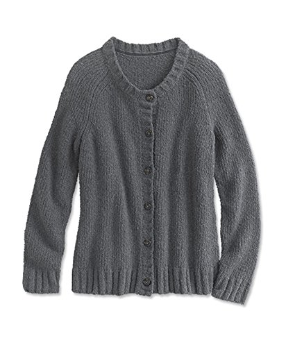 Whisperknit Cardigan, Medium (Orvis Cotton Cardigan)