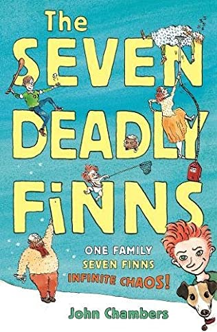 book cover of The Seven Deadly Finns