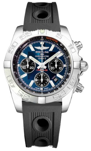 NEW BREITLING WINDRIDER CHRONOMAT B01 MENS WATCH AB011012/C789