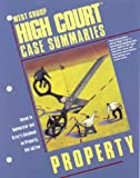 High Court Case Summaries on Property, Melo, Mark, 0314141669