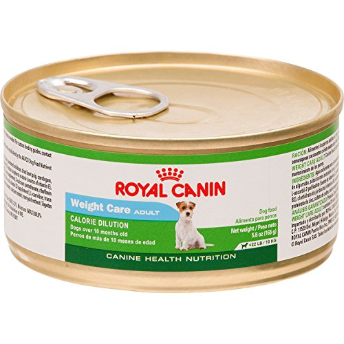 Royal Canin Weight Care Canned Dog Food, 5.8-Ounce, Case of 24