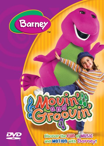 Barney: Movin and groovin [Latino][DVD 5]