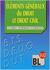 Droit Civil by Ecoffet