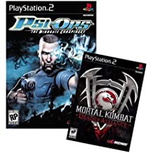 Psi-Ops: The Mindgate Conspiracy with Mortal Kombat: Deadly Alliance