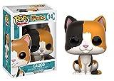 Funko POP Pets: Pets - Calico Action Figure