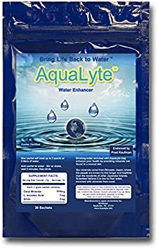 Details about  /Aqualyte Sample Pack 25g Sachets