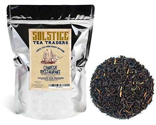 Chinese Restaurant Tea (12 ounces), Loose Leaf Chinese Tea, Loose Leaf Tea, Chinese Restaurant Style Formosa Oolong Makes 130+ Cups of Tea