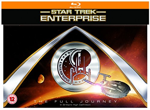 Star Trek: Enterprise: The Full Journey