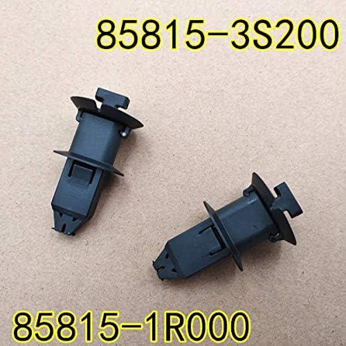 Genuine Hyundai 85810-2M600-9P Front Left-Hand Pillar Trim Assembly
