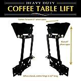 Lift Top Coffee Table DIY Hardware Fitting Furniture Hinge Gas Hydraulic