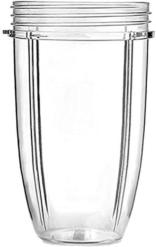 Nutribullet Accesorios ,32oz claro tazas taza de repuesto de ...