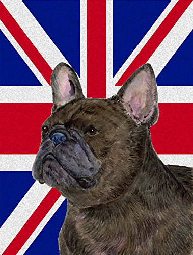 Caroline's Treasures SS4961CHF French Bulldog with Englis...