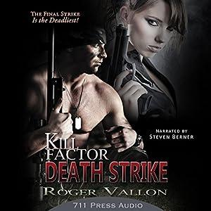 Kill Factor: Death Strike Audiobook