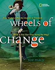 An award-winning author takes a lively look at women's history through the filter of the bicycle, which gave women freedom of mobility and helped empower women's liberation.Book Details:Format: HardcoverPublication Date: 1/11/2011Pages: 96Rea...