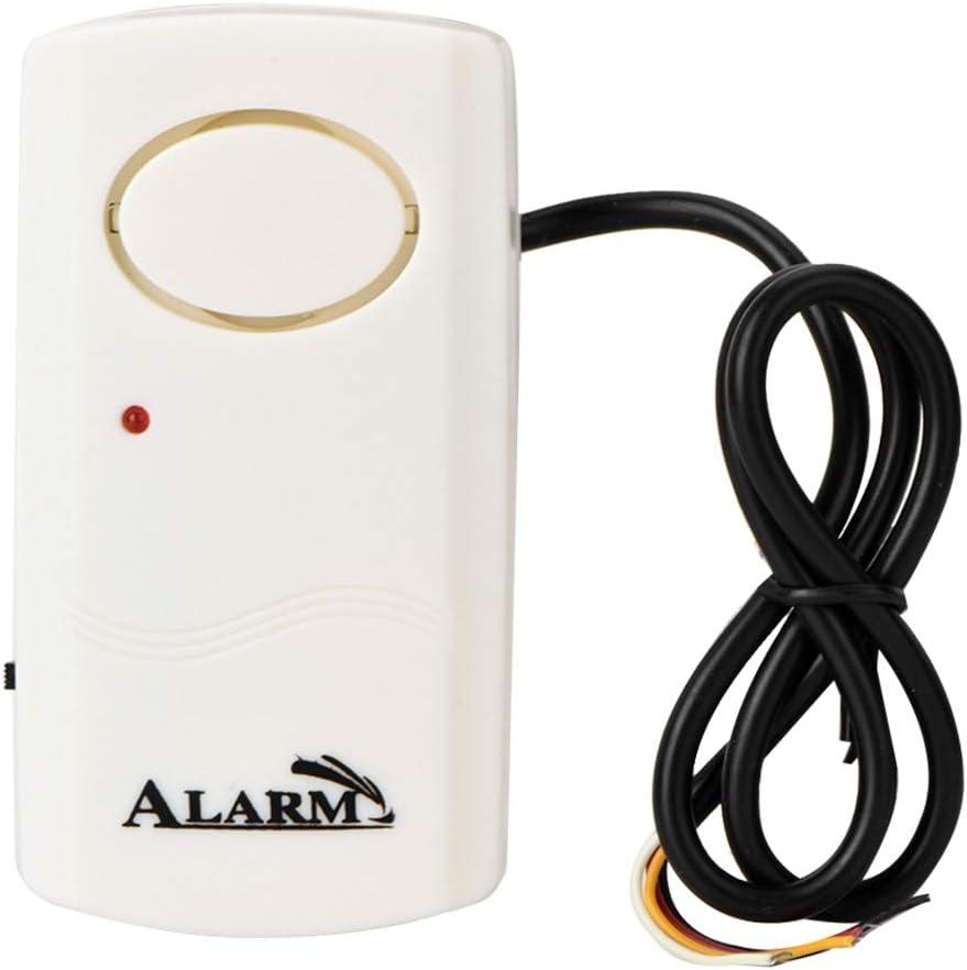 Alarma de Falla de energ/ía trif/ásica 4 Cables 120db Detector de Falla de Corte de energ/ía Sirena de Advertencia de Alarma de Corte para Empresas mineras industriales 380V