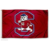 South Carolina State Bulldogs Flag