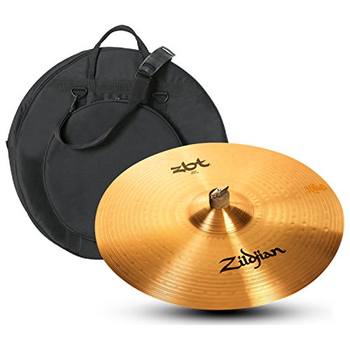 (Zildjian ZBT 20 Inch Ride Cymbal with Gig Bag)