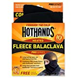 HotHands HeatMax Balaclava Head & Neck Warmer (Black)