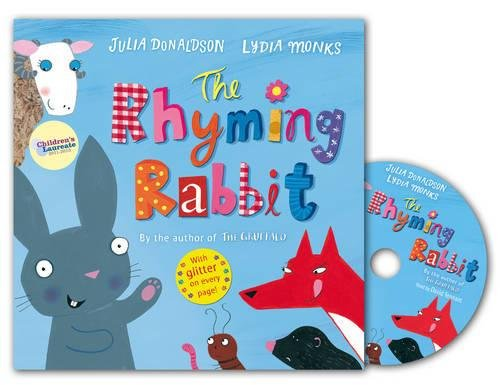 The Rhyming Rabbit Book and CD Pack: Amazon.es: Donaldson, Julia ...