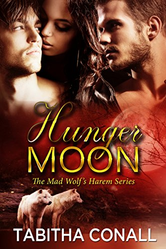Mmf Single - Hunger Moon (The Mad Wolf's Harem Series Book 0)