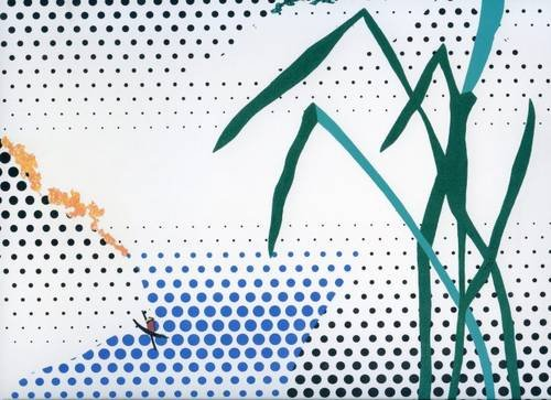 Roy Lichtenstein: Landscapes in the Chinese Style (Gagosian Gallery, New York - Exhibition Catalogues)