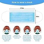Medizinische-Masken-Mundschutz-SOYES-TYP-IIR-CE-Zertifizierte-50-Stck-Einweg-Gesichtsmaske-3-Lagig-Mund-Nasen-Schutzmaske-Einweg-Mundschutz-EN-14683-Maske-Schutzmaske-fr-ErwachseneBFE-99