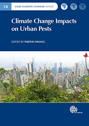 Climate Change Impacts on Urban Pests (CABI Climate Change Series)
