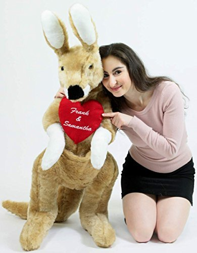 Amazon Com Big Plush Personalized Romantic American Made Giant