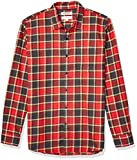 Amazon Brand – Goodthreads Men's Long-Sleeve Brushed Flannel Shirt