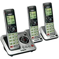 The Amazing VTECH Cs6629 3set Dect Spkrphn